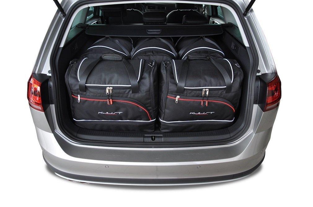 kjust vw golf variant 2013 car bags set 5 pcs select car bags set vw golf variant vii. Black Bedroom Furniture Sets. Home Design Ideas