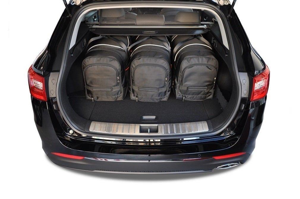 kjust kia optima kombi 2016 kofferraumtaschen set 5 stk autotaschen sets kia optima kombi. Black Bedroom Furniture Sets. Home Design Ideas