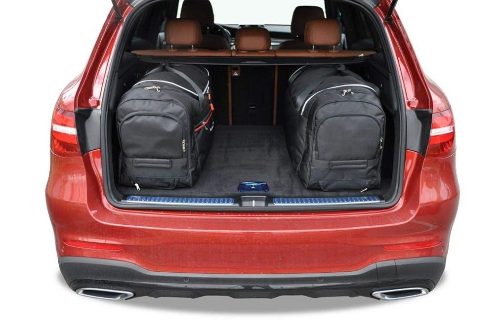 Kjust mercedes glc 2015 kofferraumtaschen set 4 stk for Mercedes benz golf bag