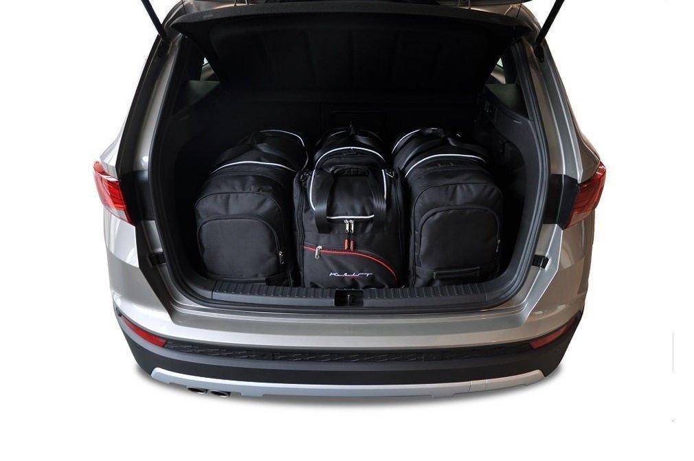 seat ateca 2016 autotaschen set 4 stk autotaschen sets seat ateca 2016 kjust. Black Bedroom Furniture Sets. Home Design Ideas